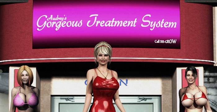 audrey_s gorgeous treatment system