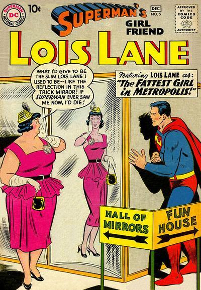 Superman_s Girl Friend Lois Lane issue No 5 - DEC 1958