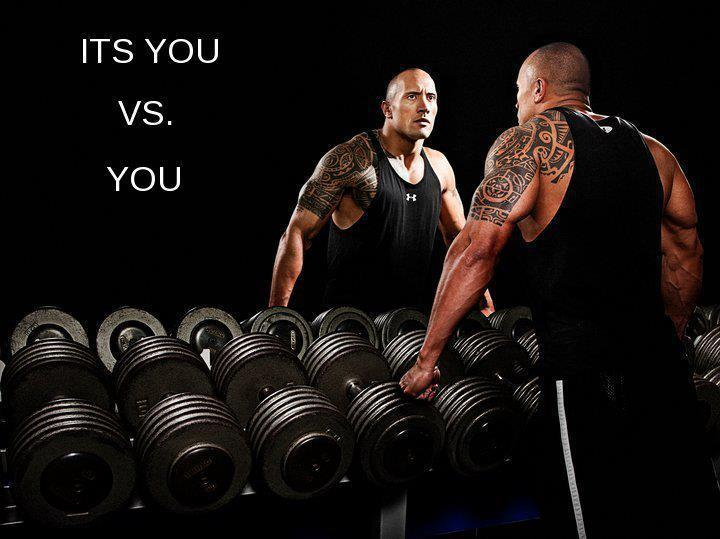 its-you-vs-you
