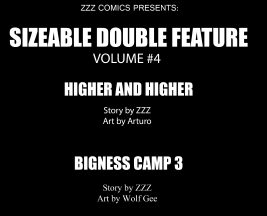 Sizeable Double Feature Vol 4 ToC